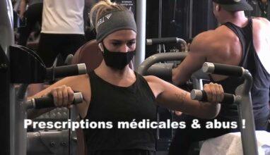 Clubs ouverts… Prescriptions médicales et contrôles !