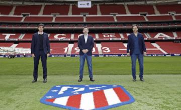 BH Fitness devient le fournisseur officiel de l'Atlético de Madrid !