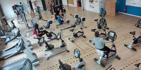 Réouverture, clubs de fitness et distanciation physique…