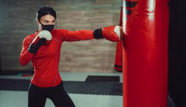 Un masque pour s'entraîner dans les clubs de fitness ? interview Union Sport & Cycle…