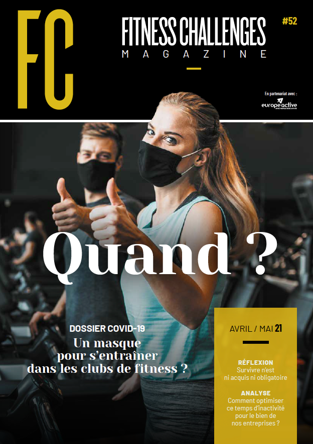 Fitness Challenges – Avril/mai 2021
