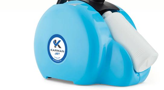 Karman Jet : La solution biodésinfectante pour les clubs de fitness contre le coronavirus !