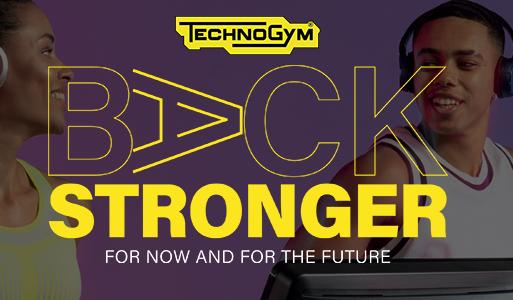 Technogym : Repartir Plus Fort Ensemble…