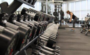 Évolution du chiffre d'affaires des clubs de fitness.