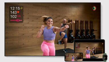 Apple entre sur le marché des exercices collectifs !
